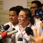 แกนนำกลุ่มไทยภักดีประกาศประกาศข้อเรียกร้อง 3 ข้อ คัดค้านการยุบสภาผู้แทนราษฎร ให้ดำเนินการตามกฎหมายอย่างเคร่งครัดทุกกลุ่ม และต้องไม่แก้รัฐธรรมนูญ 2560