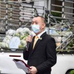 """""""กลุ่มเพื่อนเฉลิมชัย""""มอบเงินสนับสนุนโรงพยาบาลสนามที่เชียงใหม่และจันทบุรี"""