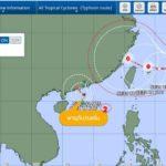 กรมอุตุนิยมวิทยาพยากรณ์พายุ 2 ลูกในมหาสมุทรแปรซิฟิกมีทิศทางไม่เคลื่อนเข้าสู่ประเทศไทย