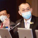 """""""เฉลิมชัย ศรีอ่อน""""เปิดแนวรุกสมุนไพรฝ่าแนวรบโควิด-19 จับมือสธ.และสภาการแพทย์แผนไทย เปิดฮอตไลน์สายด่วนใช้สมุนไพรร่วมรักษาผู้ป่วยโควิด-19 คิกออฟ""""เพชรบุรีโมเดล"""""""