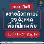 <strong>ศบค.ให้เปิดธนาคาร/สถาบันการเงินในห้างได้ ขยาย</strong><strong>Phuket Sandbox</strong><strong>ให้นักท่องเที่ยวต่างชาติเดินทางท่องเที่ยวเชื่อมโยงระหว่าง จ.ภูเก็ตกับพื้นที่นำร่องอื่น (</strong><strong>7+7)</strong>