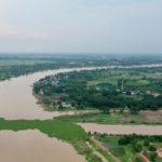 กรมชลประทาน เฝ้าระวังพื้นที่ลุ่มต่ำนอกแนวคันกั้นน้ำริมฝั่งแม่น้ำเจ้าพระยา ในเขตกรุงเทพฯ-นนทบุรี-ปทุมธานี ช่วงวันที่ 7 – 10 ตุลาคม 2564 ระดับน้ำจะเพิ่มสูงขึ้นจากเดิมอีกประมาณ 30 – 50 เชนติเมตร
